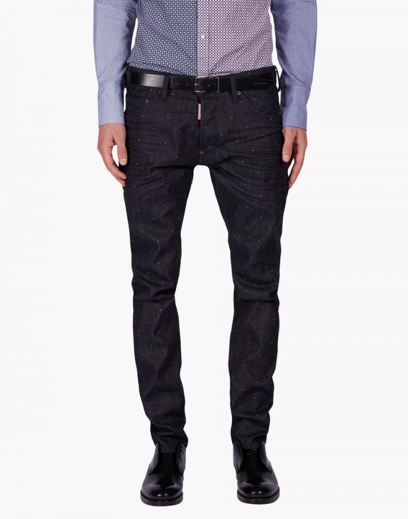 DSQUARED2 16.5CM COOL GUY DENIM JEANS