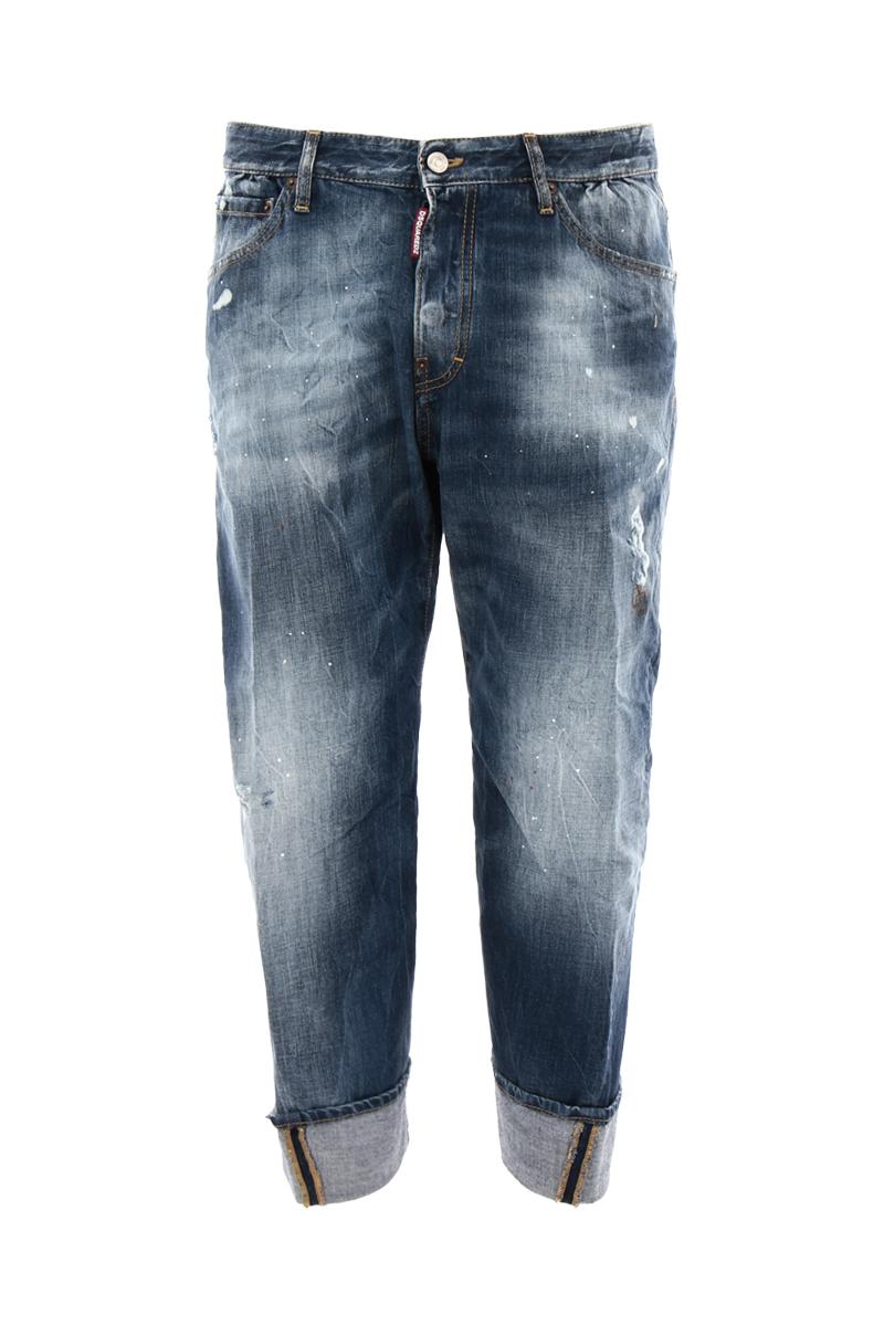DSQUARED2 JEANS Work Wear jeans