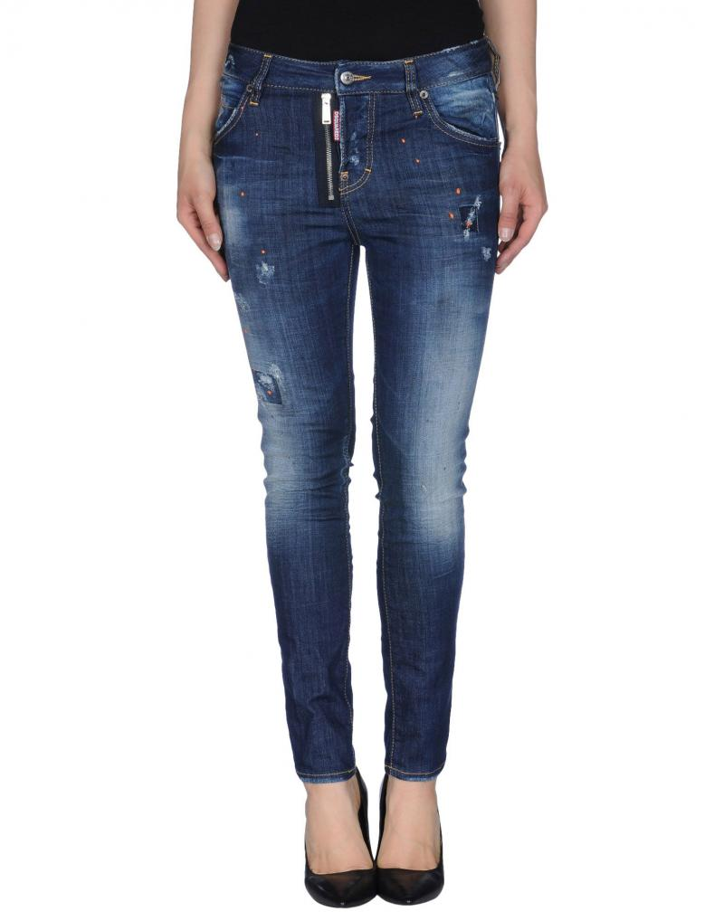 DSQUARED2  COOL GIRL DENIM JEANS
