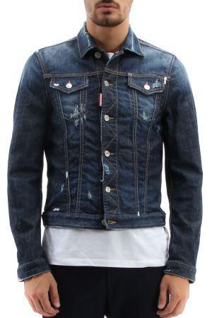 Dsquared jeans jacka