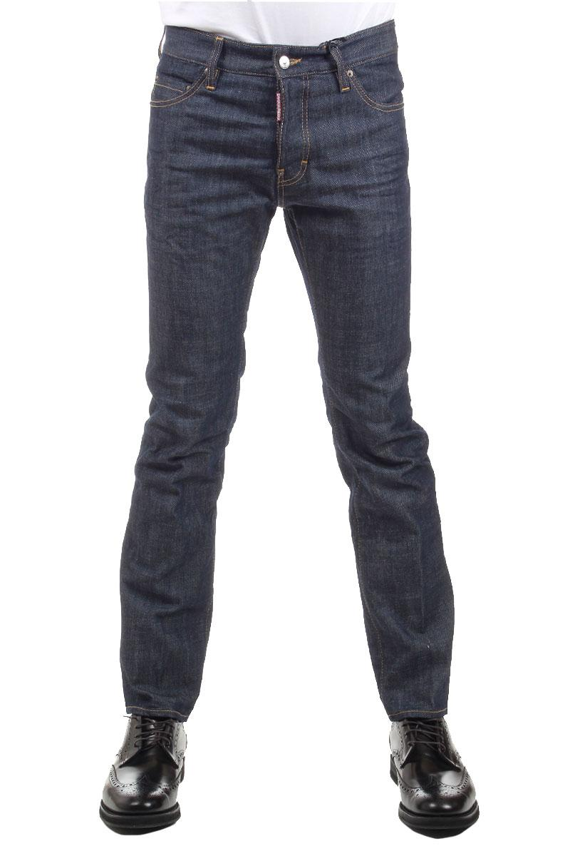 DSQUARED2 19 Cm Stretch Denim DEAN Jeans