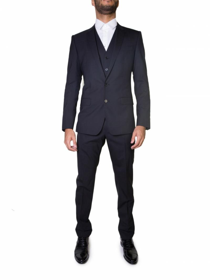 Dolce & Gabbana black suit