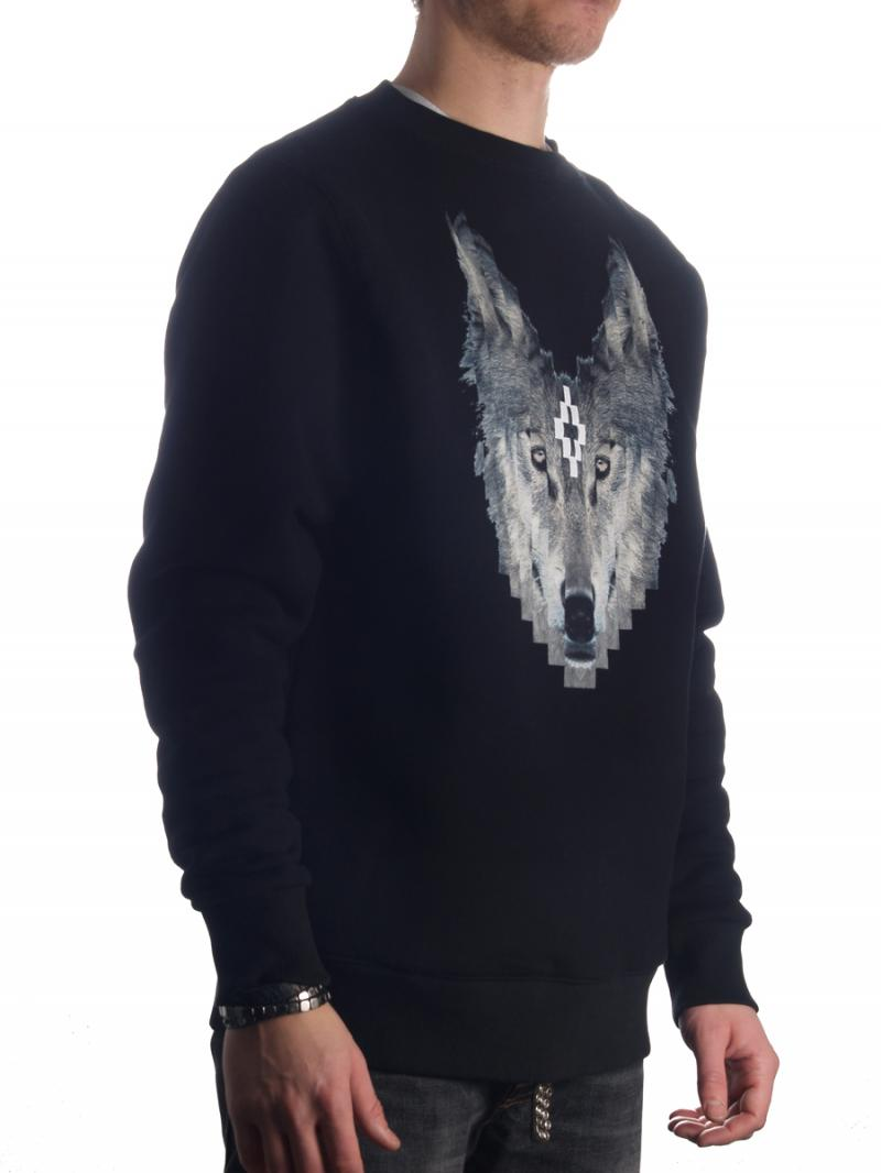 "MARCELO BURLON COUNTY OF MILAN ""PHILLY"" ROUND NECK SWEATSHIRT"