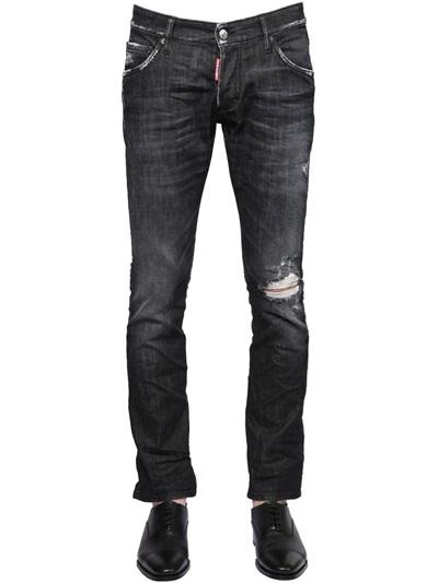 DSQUARED2 JEANS sexy boot cut jean