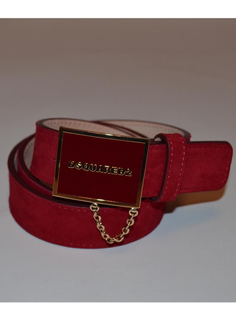 DSQUARED2 BELT   placca