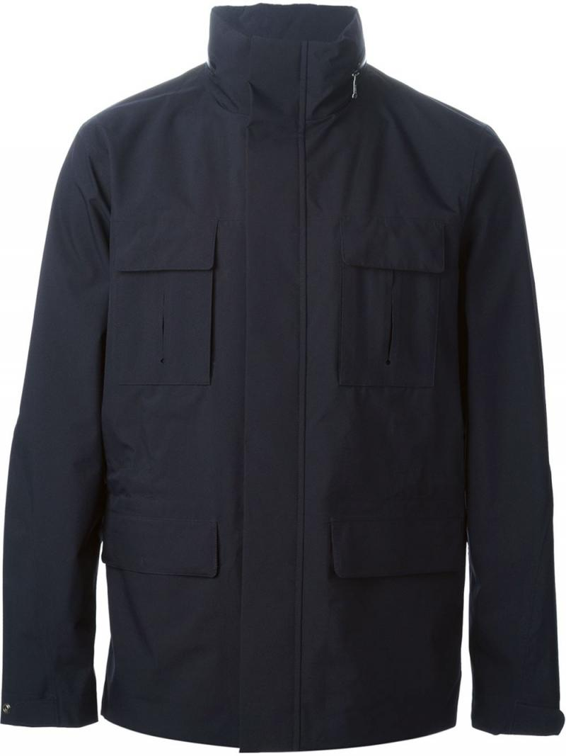 Z ZEGNA JACKET Lucchi Waterproof