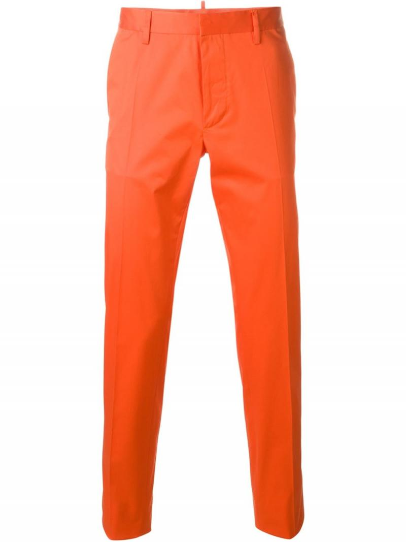 DSQUARED2 slim-fit trousers