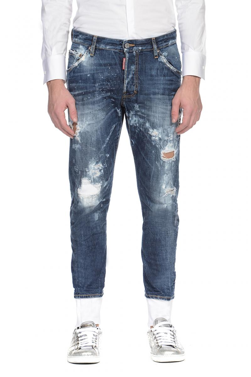 DSQUARED2 JEANS New Fall-Winter 2016 Classic Kenny Twist JEAN
