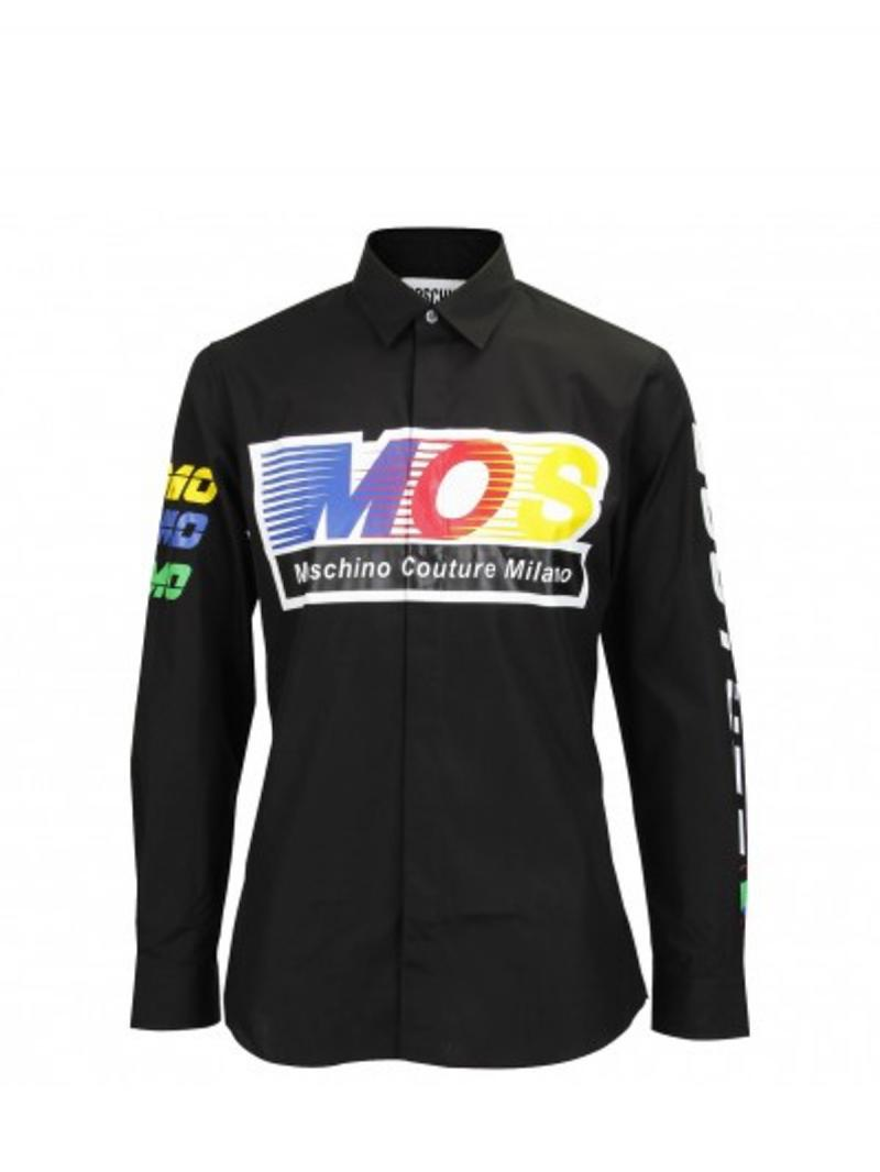 MOSCHINO mos speed shirt