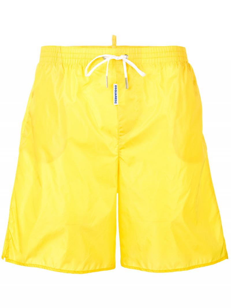 DSQUARED2 classic swim shorts