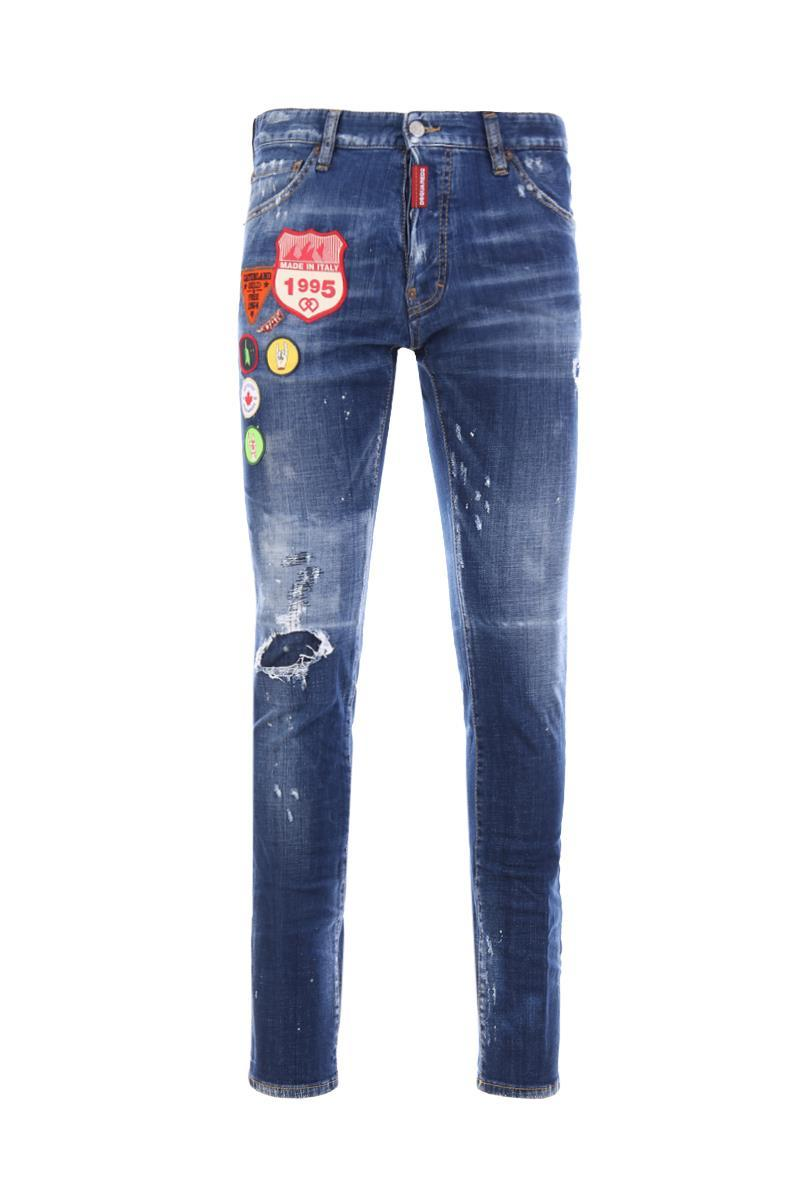 DSQUARED2 denim cool guy jean