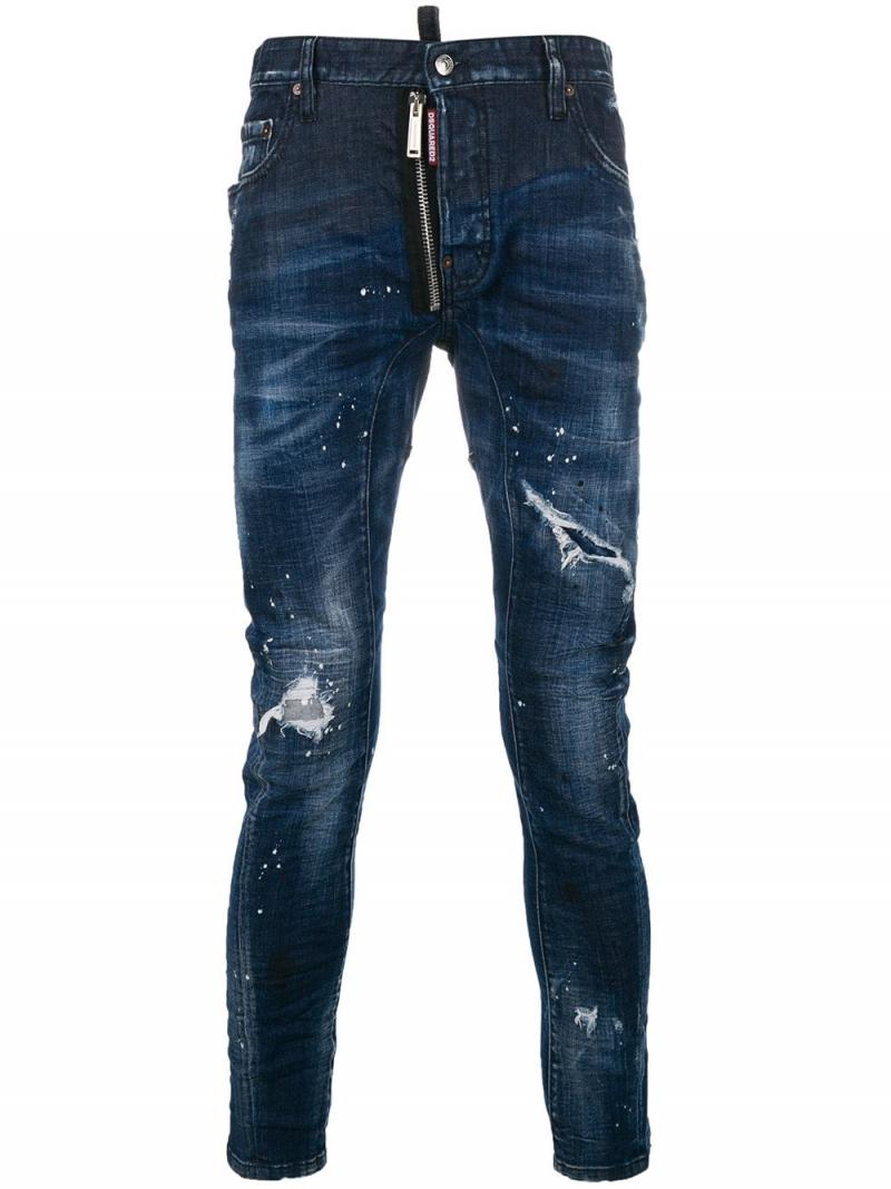 DSQUARED2 TIDY BIKER JEAN