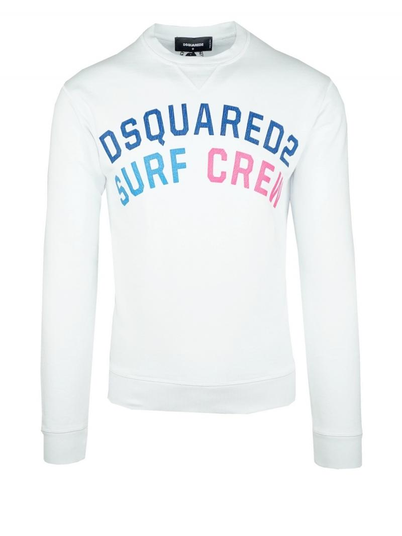 DSQUARED2 sweatshirt white