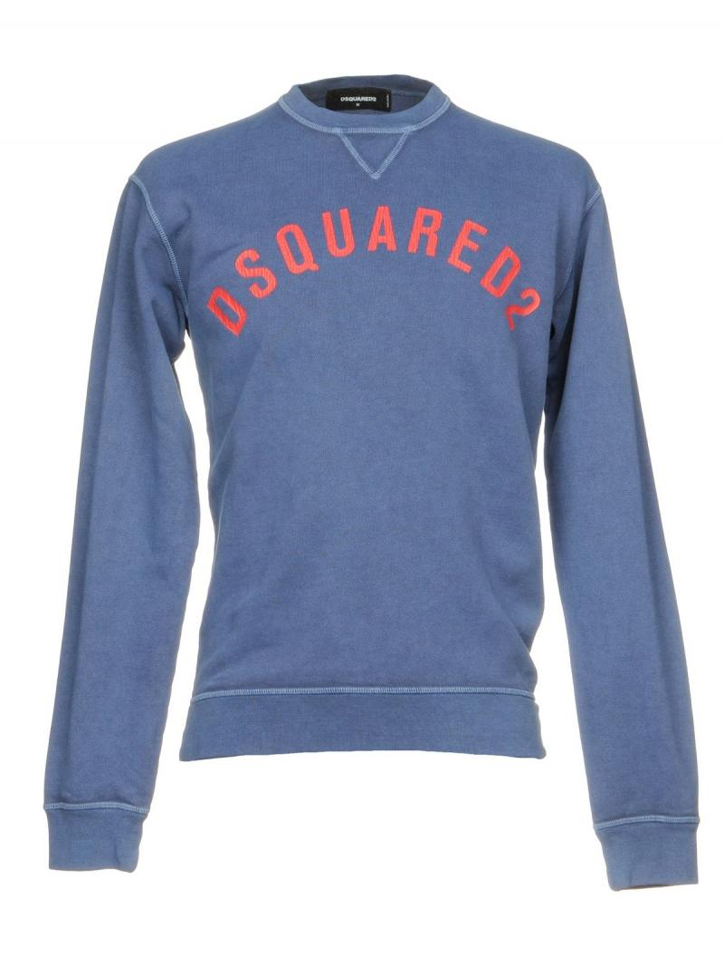 DSQUARED2 sweatshirt BLUE