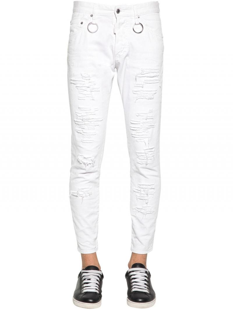 DSQUARED2 DENIM SKINNY DAN JEAN