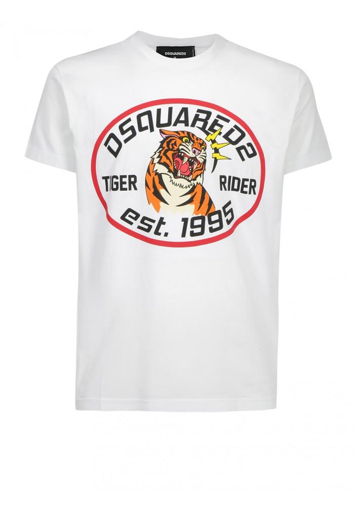 DSQUARED2 tiger