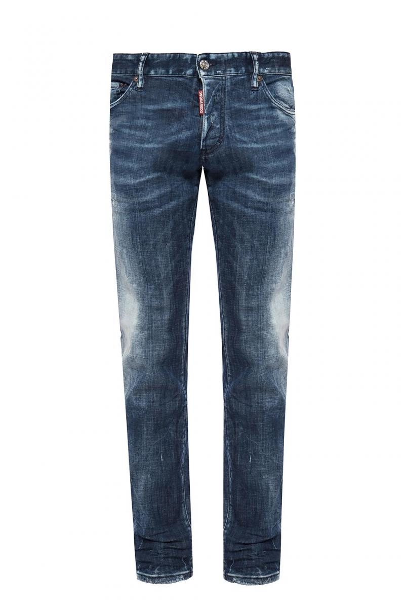 DSQUARED2 SLIM JEAN DENIM