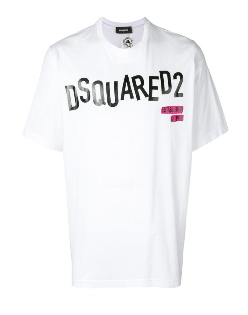 DSQUARED2 oversize t-shirt