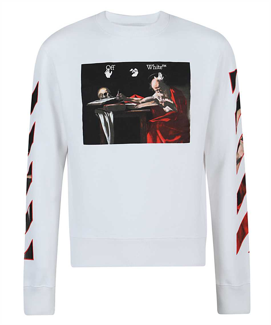 OFF-WHITE Caravaggio sweatshirt
